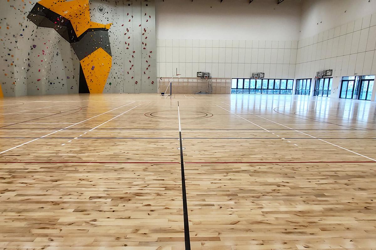 Hala Sportowa Uniwersytetu Medycznego w Lublinie